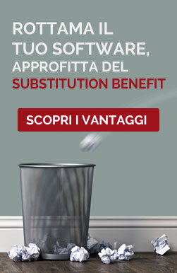 Sostituzione Software Gestionale